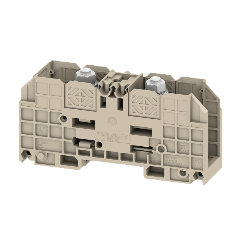 Weidmuller, 1028300000, WFF70 Double Stud Terminal Block