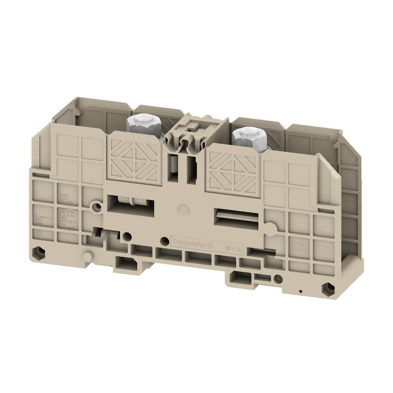 Weidmuller, 1028400000, WFF70 Double Stud Terminal Block