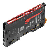 Weidmuller, 1315550000, UR20-4 RO-CO-255, Remote I/O Module,IP20,Digital Signals,Output,Relay
