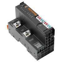 Weidmuller, 1334910000, UR20-FBC-EC, Remote I/O fieldbus coupler,IP20,Ethernet,EtherCAT
