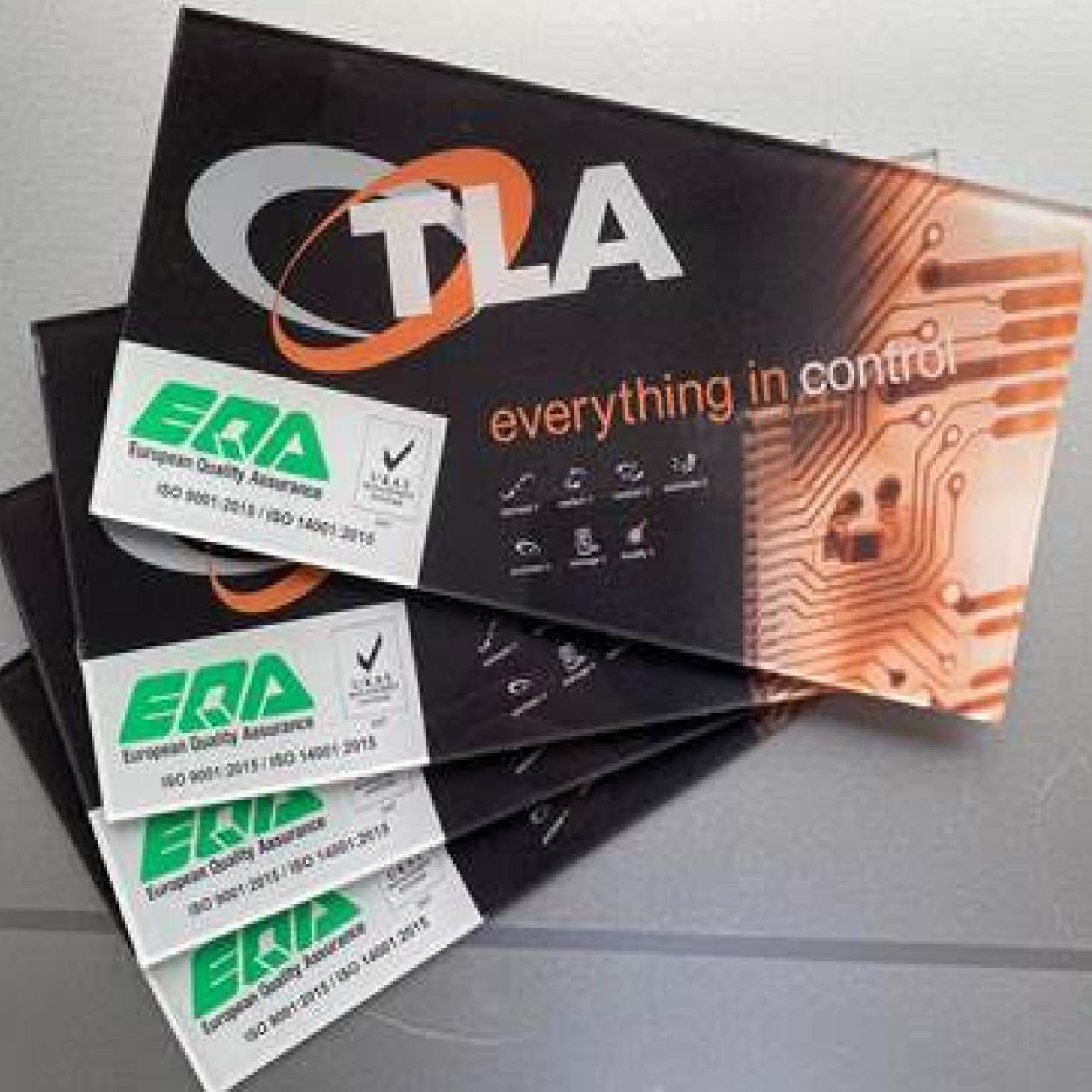 TLA Labels