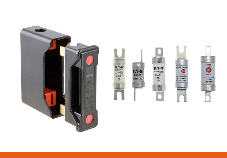 Rail approved Fuse Holders