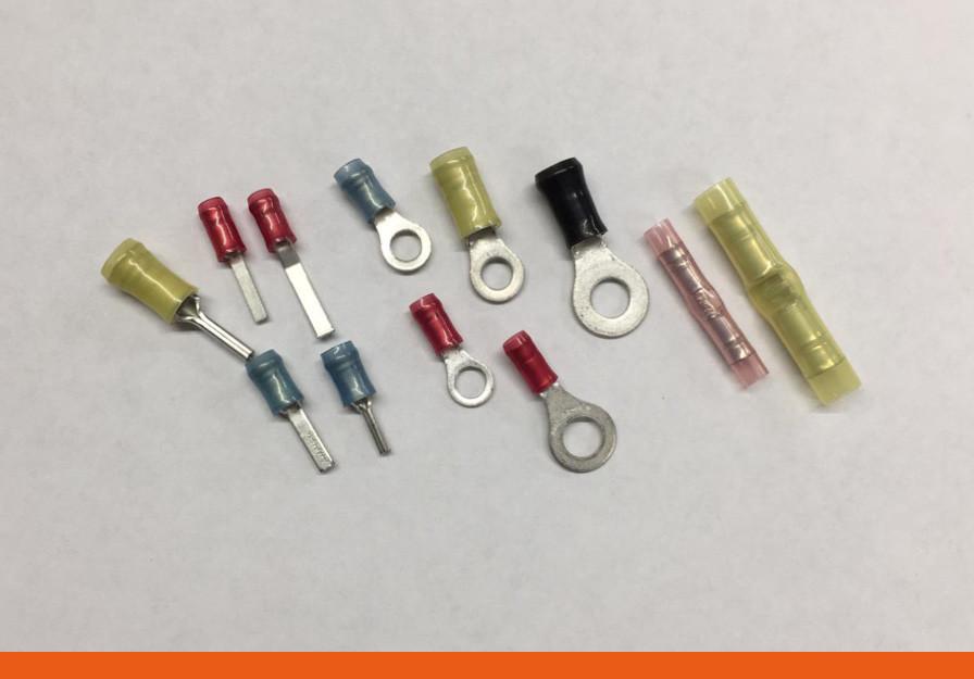 Insulated Crimp Connectors