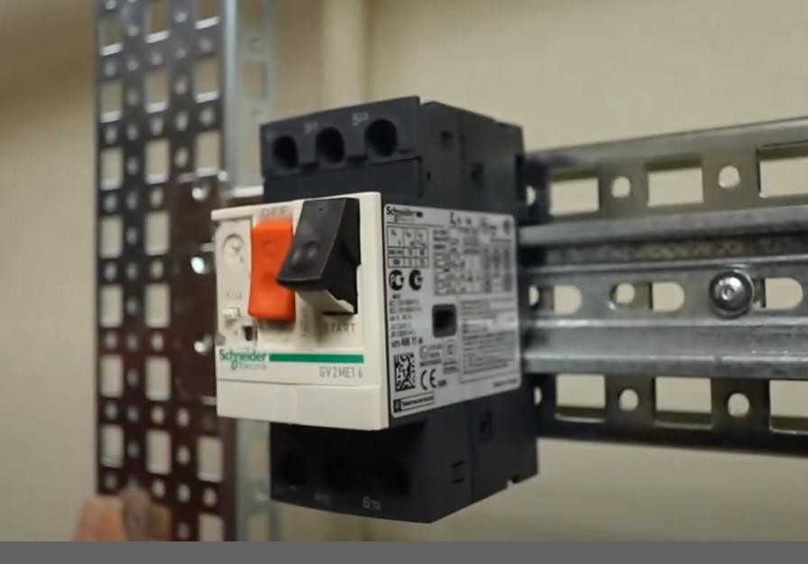 Schneider Electric Manual Motor Starters