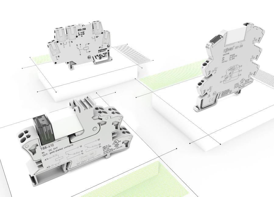 WAGO Relays & Optocouplers