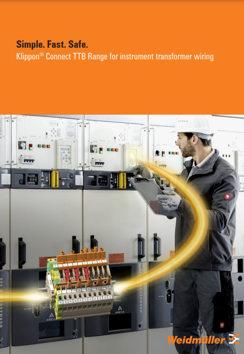 Klippon Connect Instrument Brochure