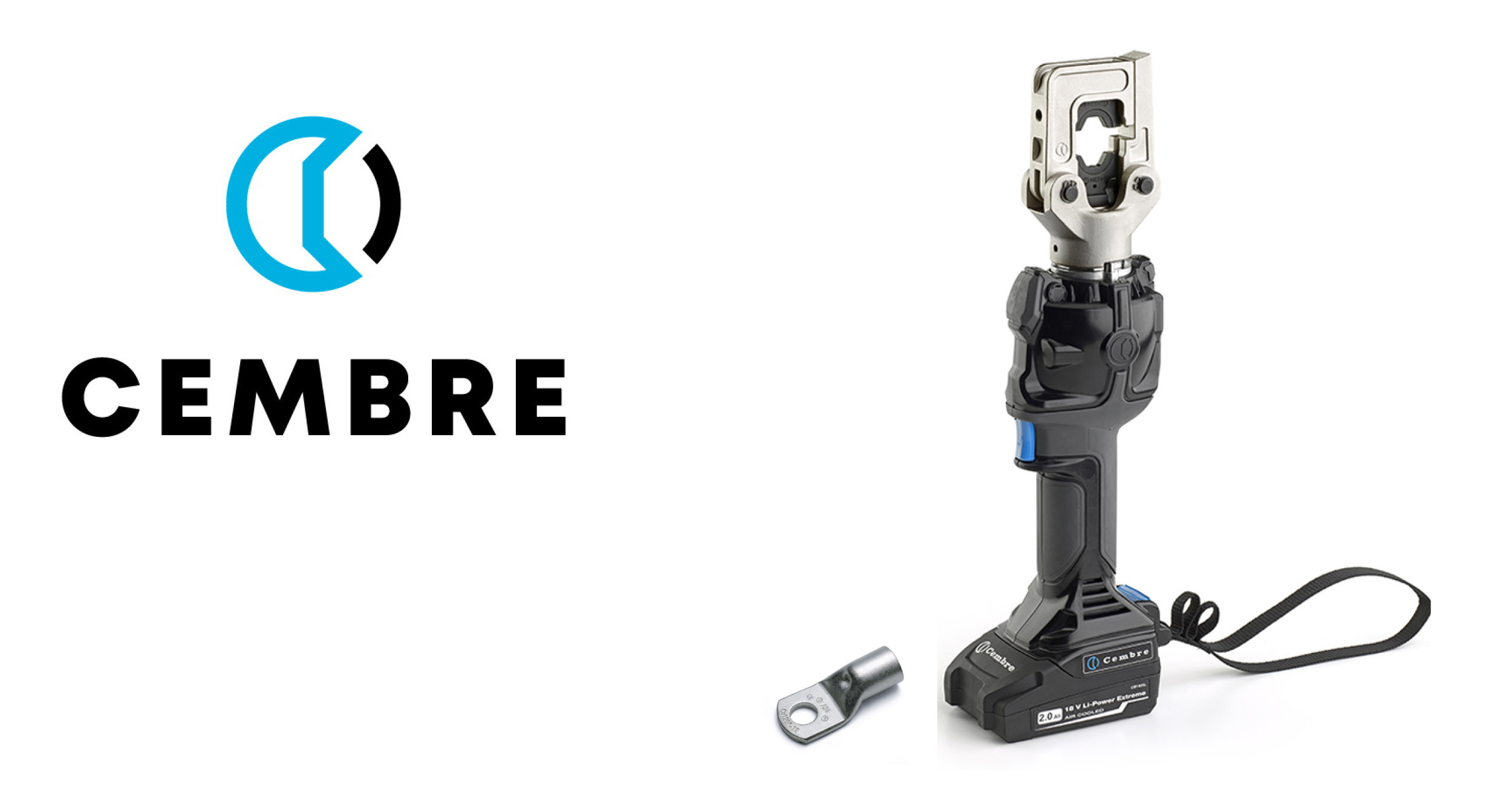 The Complete Lug Crimping Solution from Cembre