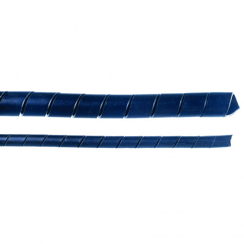 Spiraband Cable Wrap, Natural, Minimum Ø 10.0mm, Maximum Ø 40.0mm, 25m Reel