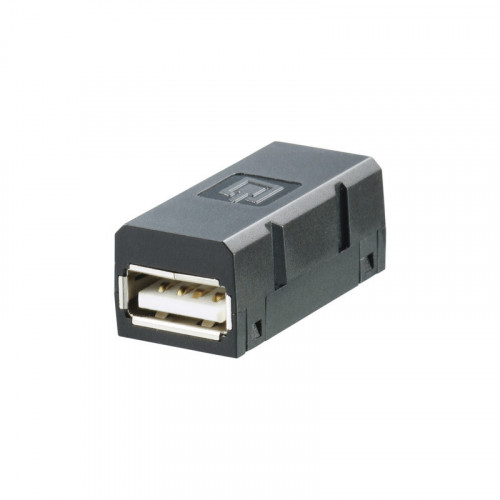 Weidmuller, FrontCom Vario, Data & Power Insert Module, USB Flange Insert Type A