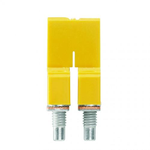 Weidmuller, WDU Cross-connector, Screw, To Suit WDU/WDK 2.5mm Terminals, 2 Poles, Maximum 32 Amps, IP20