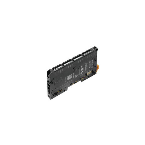 Weidmuller, 1315680000, UR20-4AO-UI-16, Remote I/O Module,IP20,Analog Signals,Output,4-Channel,Current/Voltage