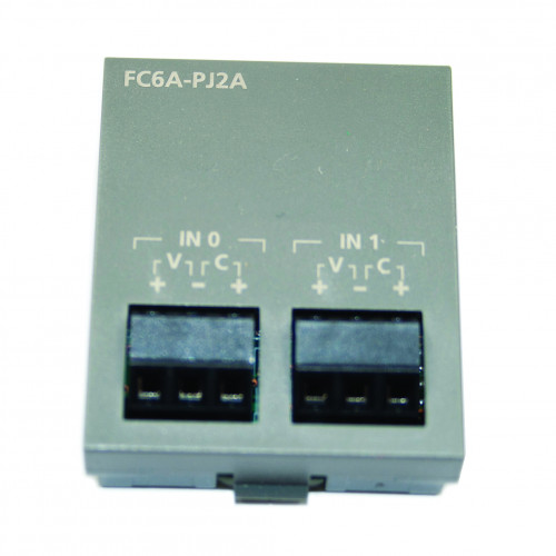 IDEC-FC6A-PJ2A-Analog-Cartridge