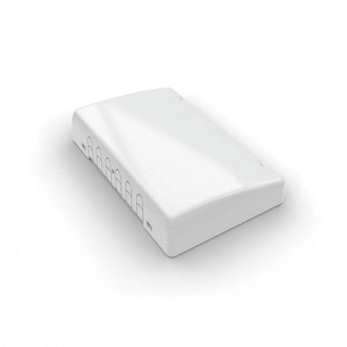 Wago, 221 Series, 60 Way Junction Box, White