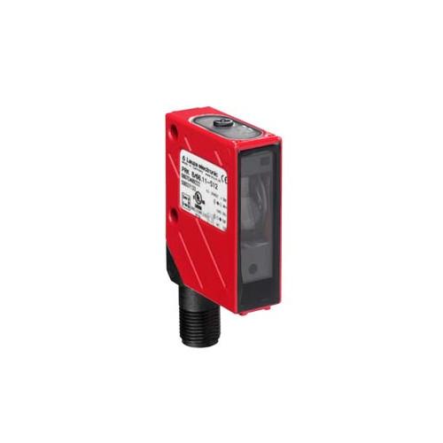 50037135, Leuze, PRK8/66.42-S12, Polarized, Retro-reflective, Photoelectric Sensor, Range 0-2.4m, M12, 5 Pin, 10-30V DC,