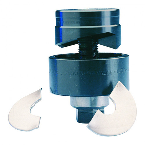 Klauke, 50351630, Circular Punch, 16.2mm Ø, Available in multiple diameters and cutting material type. By Klauke.