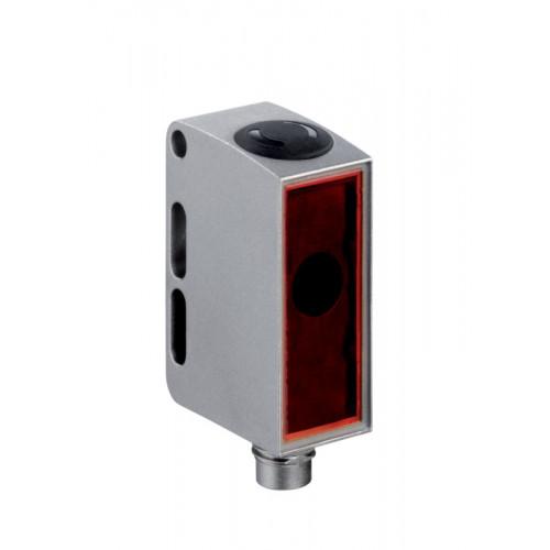 50109870, Leuze, PRK55/6.002,200-S12, Polarized, Retro-reflective, Photoelectric Sensor, Range 0-4m, M12, 4 Pin, 10-30V DC,