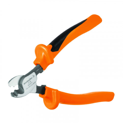 Weidmuller, KT 8 Hand Cable Cutters, To Suit Cable Up To 16.0mm²