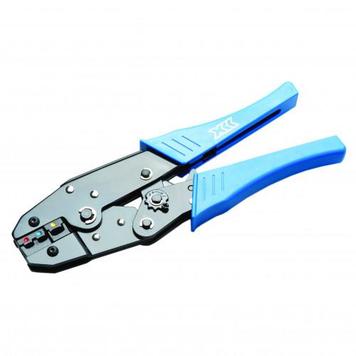 Ergo Crimp tool red,yell,blue ins.term