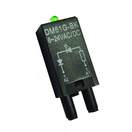 Durakool DM61G-BK