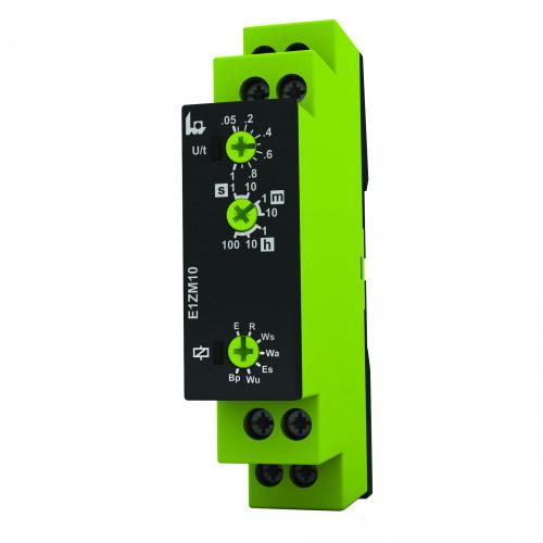 Multi Function Timer 1 x C/O 12-240V AC/DC