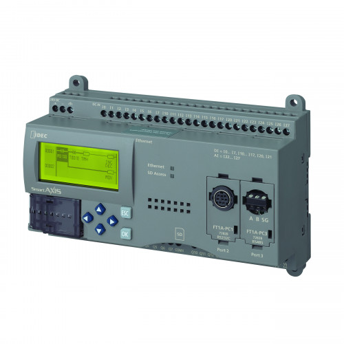 IDEC-FT1A-H24RC-PLC