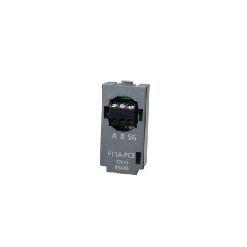Idec, FT1A-PC3, Communication Cartridge, RS485, Terminal Block Type