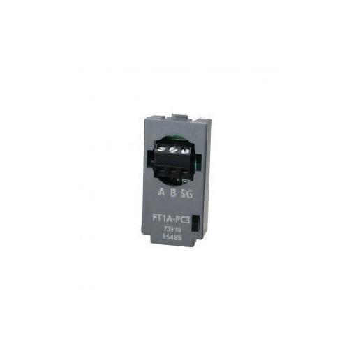 Idec, FT1A-PC3, Communication Cartridge, RS485, Terminal Block Type