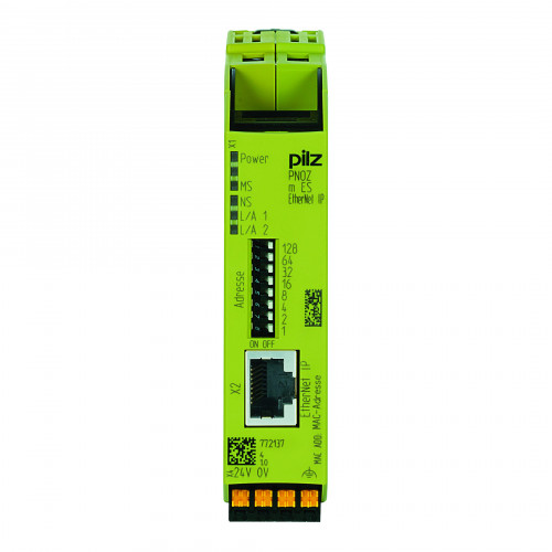 Screw terminals PNOZ mmcxp, 1 pc. Configurable Safety Relay Accessories   Plug In Terminal   2 Axis