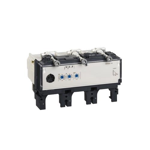 Schneider Electric, LV432081, NSX Micrologic 2.3 Trip Unit (LS/I) 3P,3P Protected,400A