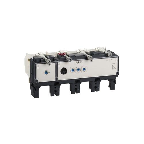 Schneider Electric, LV432084, NSX Micrologic 2.3 Trip Unit (LS/I) 4P,630A