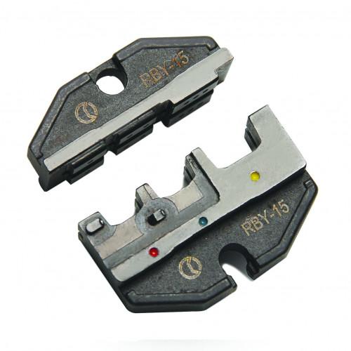 Cembre, KE35-15, Bootlace Crimp Die Set, Single, 16.0 - 35.0mm, To Suit B15MDE Tool