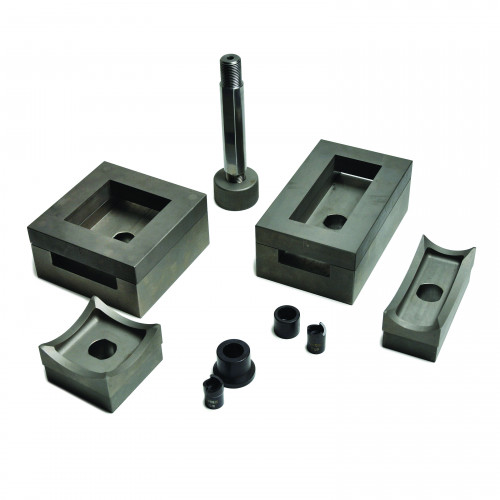 Square Punch Kit For 68mm x 68mm For Mild And Stainless Steel
