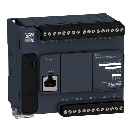 Schneider-TM221C24T-plc