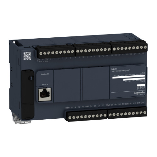 Schneider-TM221C40R-plc