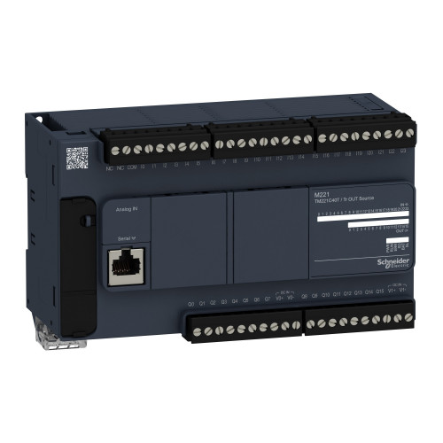 Schneider-TM221C40T-plc