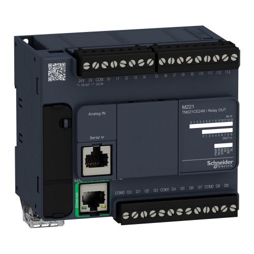 Schneider-TM221CE24R-PLC