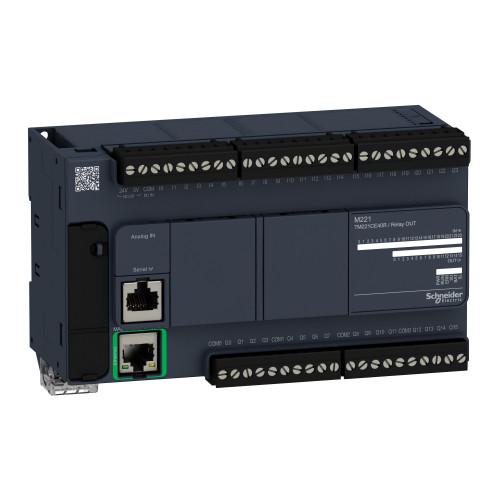 Schneider-TM221CE40R-PLC