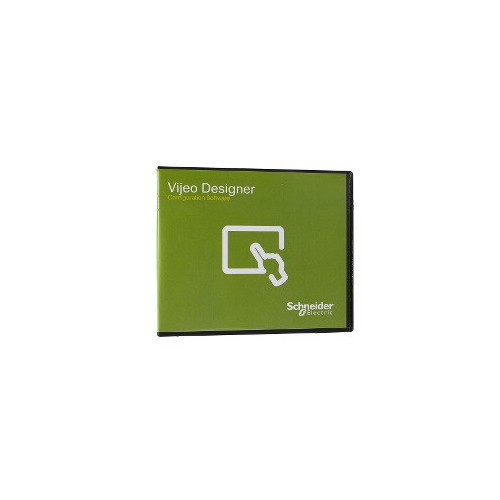 VIJEO Designer HMI Configuration Software, Single Licence, DVD-ROM