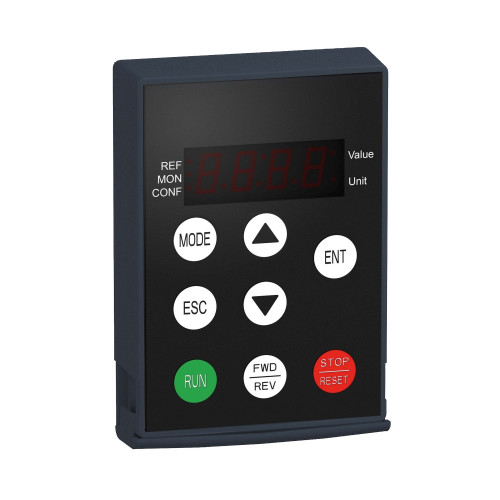 Schneider Electric, VW3A1006, Remote Display Terminal For Variable Speed Drives, IP54