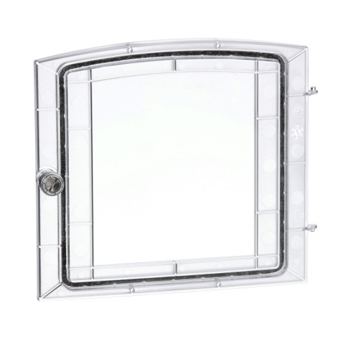 Schneider Electric, VW3A1103, Transparent Door For Remote Graphic Terminal Door Mounting Kit VW3A1102, IP65