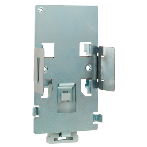 Schneider Electric, VW3A9804, Variable Speed Drive DIN Rail Mounting Plate, ATV12 & ATV320 S/P, Size 1